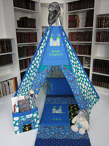 castle Themed Play Tent & Play Tents | Handmade Childrenu0027s Play Tents by Mommy Made It For Me