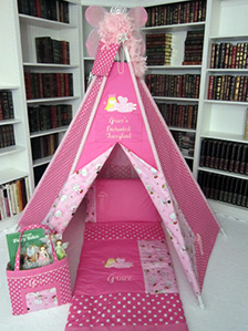 Fairy Themed Play Tent & Play Tents | Handmade Childrenu0027s Play Tents by Mommy Made It For Me